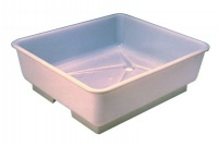 Plastic Bath with Plug