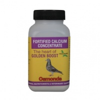 Old Hand Fortified Calcium Concentrate 200g (Golden Boost) - OUT OF DATE