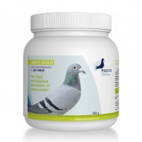 Pigeon HP Amino Build 250g - Out of Date 02/2020