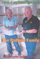 The Padfield Family - Legends of Pigeon Racing