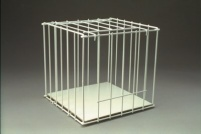 Single Show or Pigeon Isolation Cage