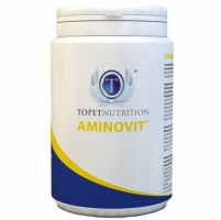 Topet Nutrition Aminovit 500g - Out of Date 08/2019