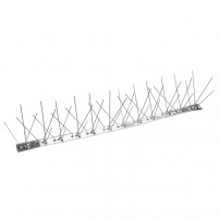 Stainless Steel Bird Spikes - Pack of 10