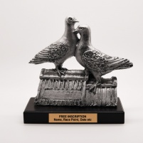 Two Birds on Loft Euro Trophy 190mm