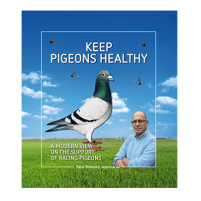 Keep Pigeons Healthy by Peter Boskamp [Book]